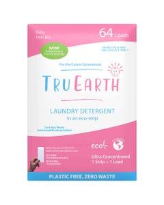 Tru Earth Laundry Detergent Eco-Strip - Baby (64 Loads) | Flora & Fauna Australia