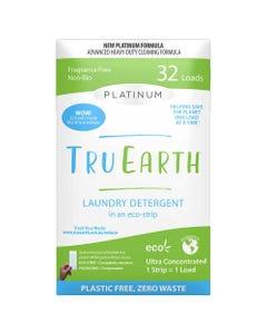 Tru Earth Platinum Laundry Eco-Strip - Fragrance Free (32 Loads) | Flora & Fauna Australia