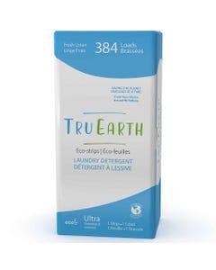 Tru Earth Laundry Detergent Eco-Strip - Fresh Linen (384 Loads) | Flora & Fauna Australia