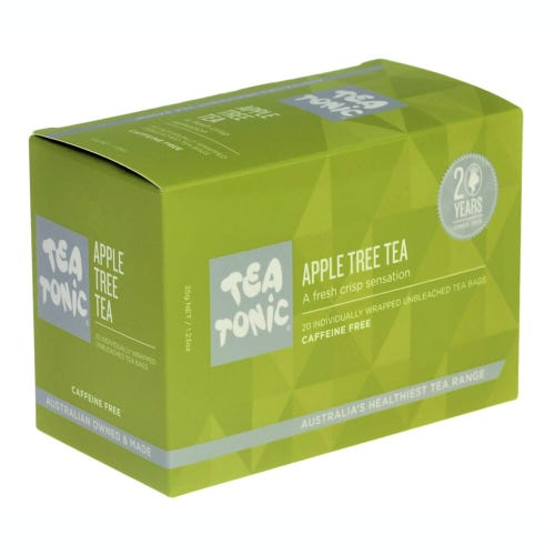 Tea Tonic Apple Tree Tea Bags (20)