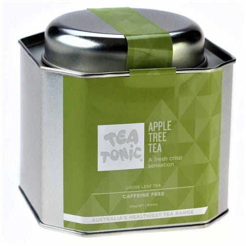 Tea Tonic Apple Tree Loose Tea in a Tin 245g