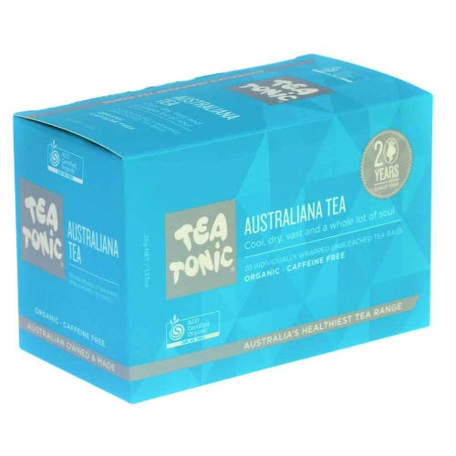 Tea Tonic Australiana Tea Bags (20)
