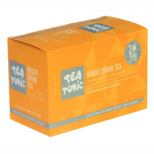 Tea Tonic Bright Spark Tea Bags (20)