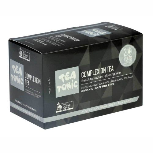 Tea Tonic Complexion Tea Bags (20)