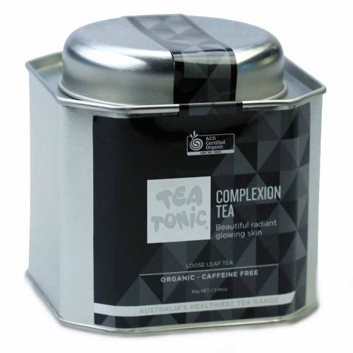 Tea Tonic Complexion Loose Tea in a Tin 85g