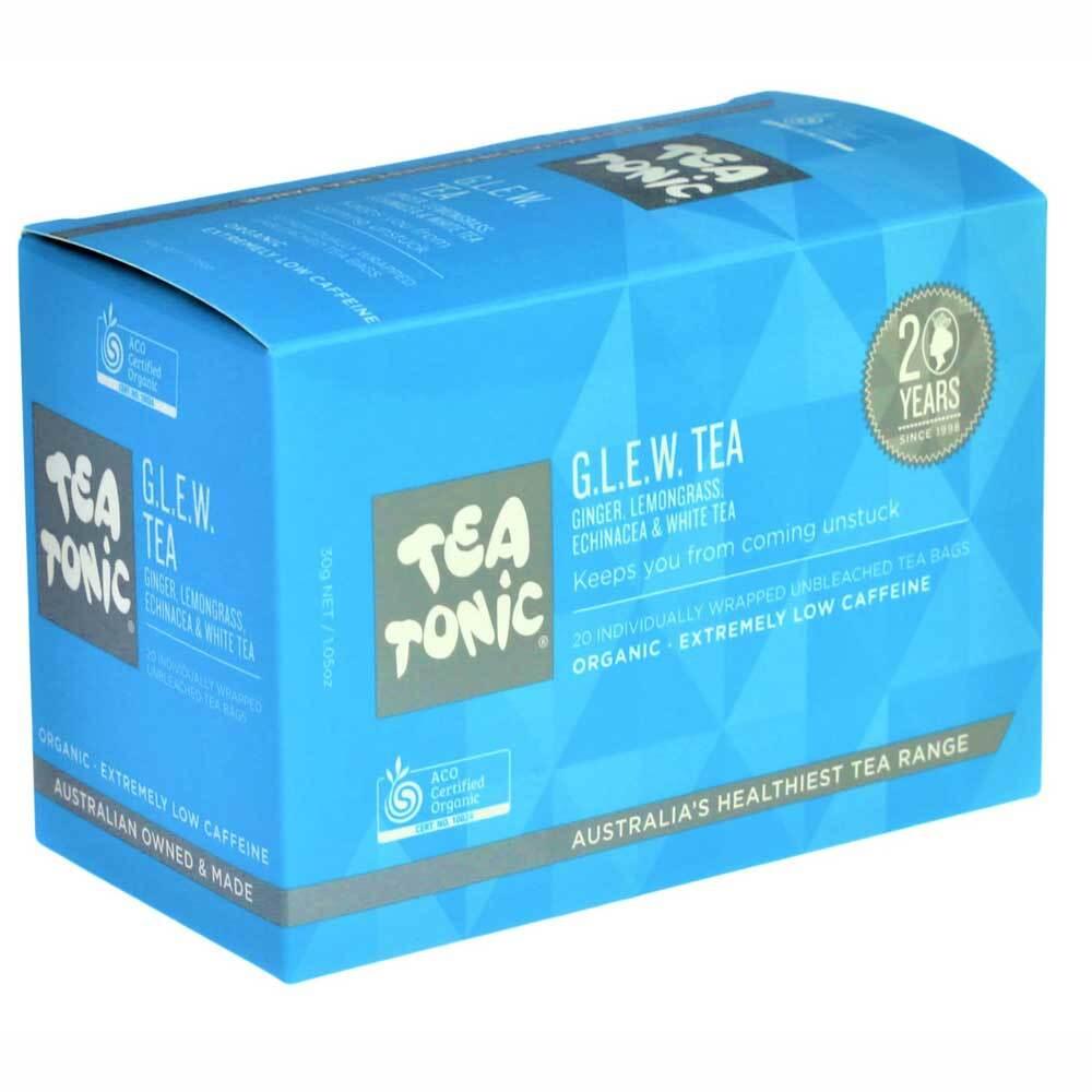 Tea Tonic - G.L.E.W. Tea Bags (20)