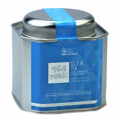 Tea Tonic G.L.E.W. Loose Tea in a Tin 20g