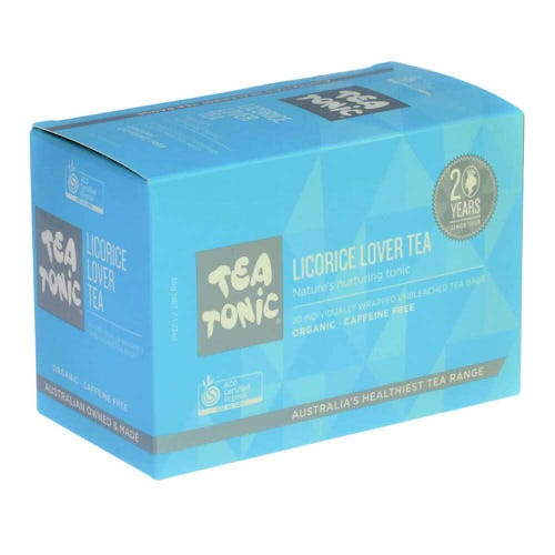 Tea Tonic Licorice Lover Tea Bags (20)