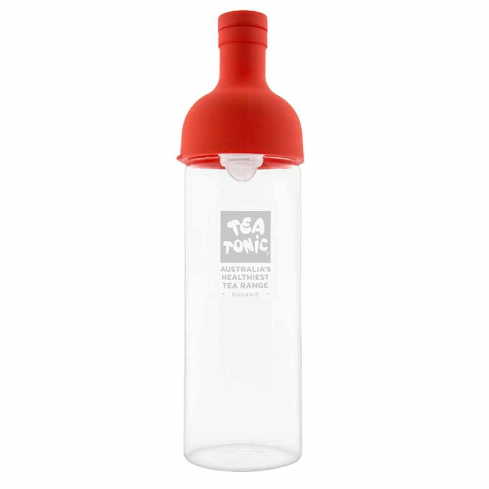 Tea Tonic Glass Wine Bottle for Teas Red - 750ml