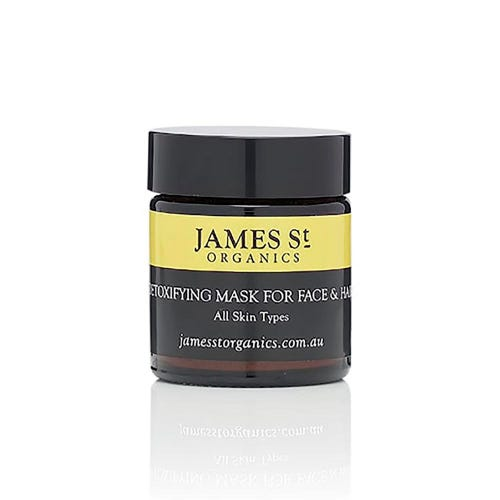 James St. Organics Detoxifying Mask Mini (30g)