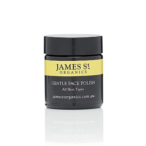 James St. Organics Exfoliating Face Polish Mini (30ml)