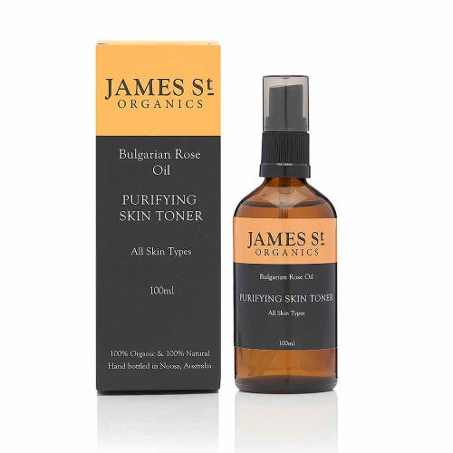 James St. Organics Purifying Skin Toner (100ml)