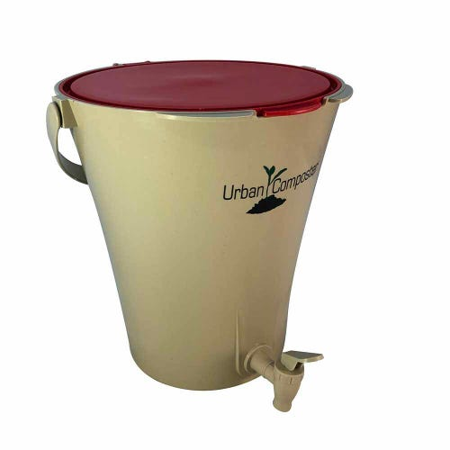 Urban Composter City Red