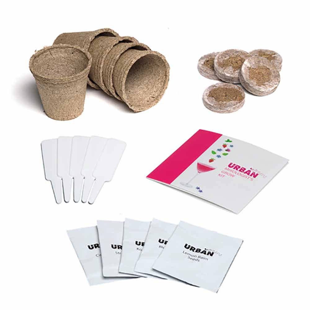 Urban Greens Mixologist's Grow Kit