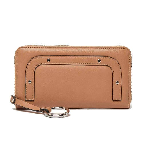 Urban Originals Cross My Heart Wallet Nude