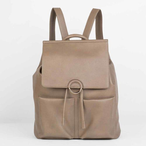 Urban Originals The Thrill Backpack Taupe