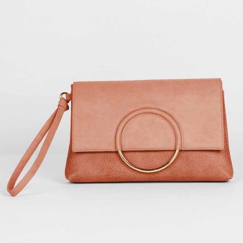 Urban Originals Custom Clutch Rose Pink