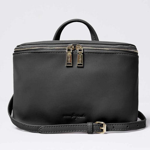 Urban Originals Shadow Crossbody Bag Black