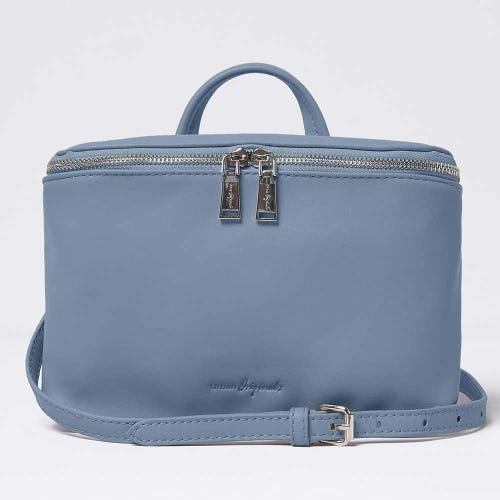 Urban Originals Shadow Crossbody Bag Blue