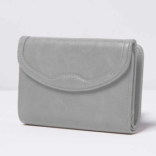 Urban Originals Queen Bee Wallet Grey