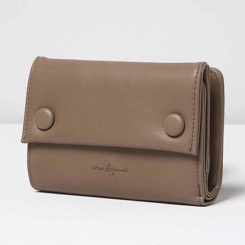 Urban Originals Cult Status Wallet Taupe