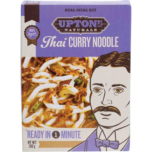Upton's Naturals Thai Curry Noodle Real Meal Kit (280g)