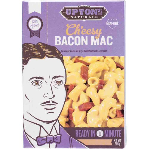 Upton's Naturals Ch'eesy Bacon Mac (285g)