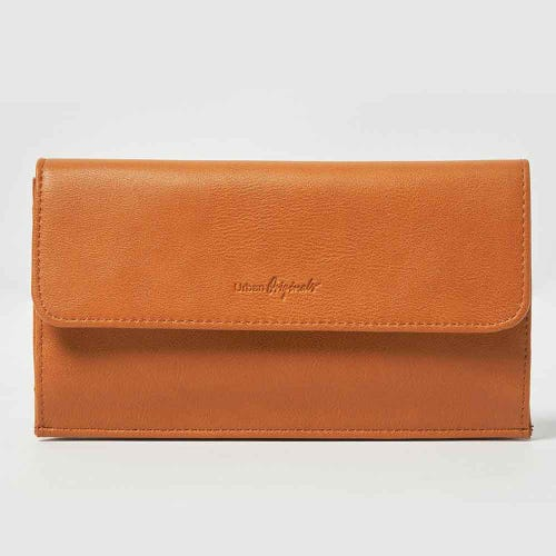 Urban Originals Dancer Wallet - Tan