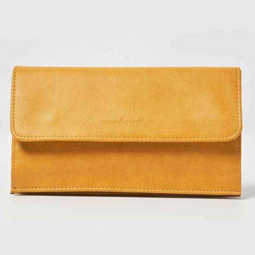 Urban Originals Dancer Wallet - Yellow