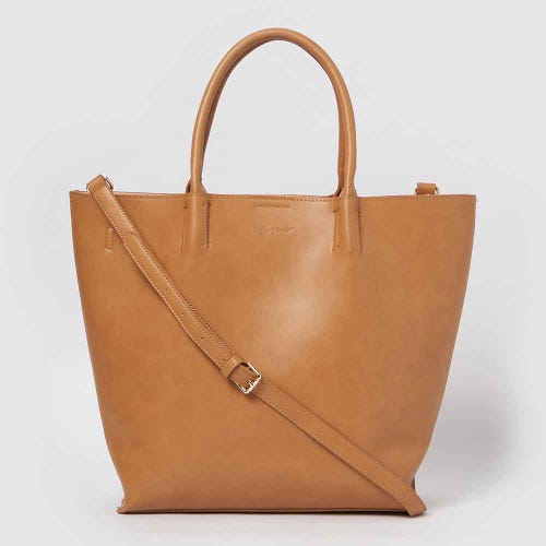 Urban Originals Revenge Tote - Tan