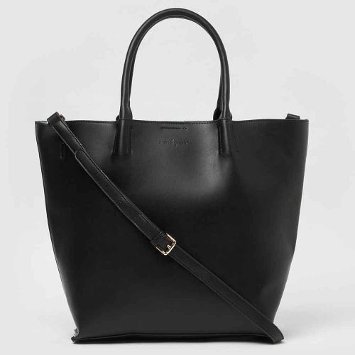 Urban Originals Revenge Tote - Black