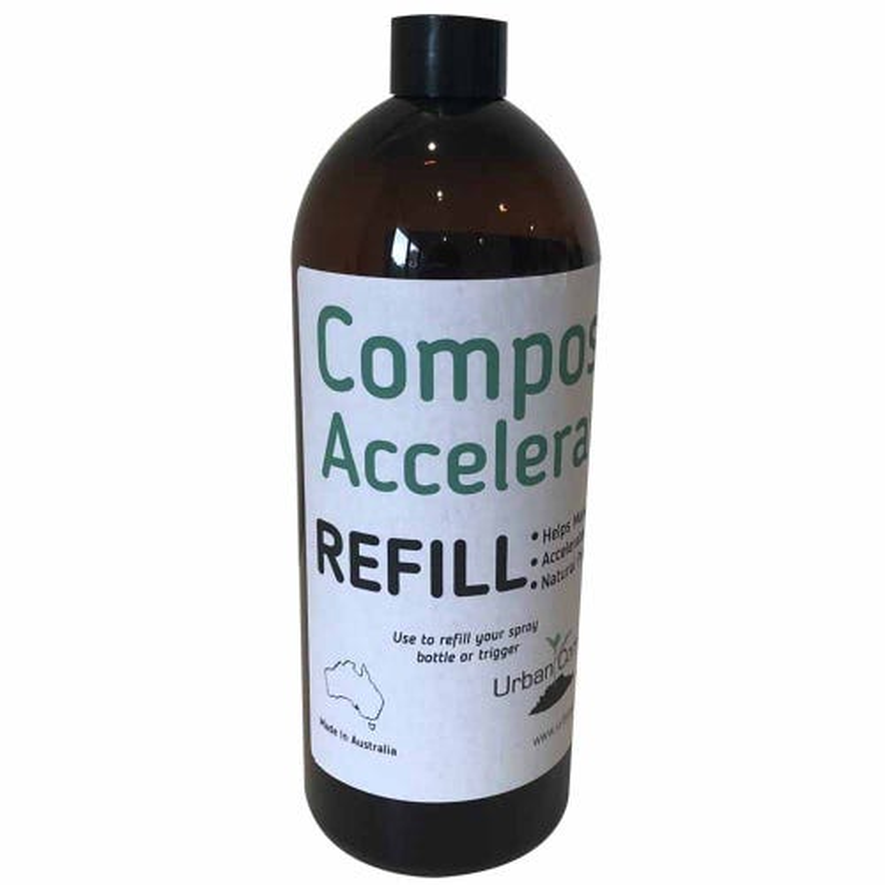Urban Composter Accelerator Refill 1 Litre