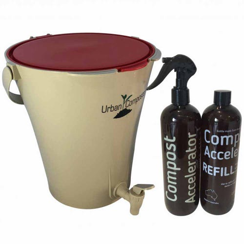 Urban Composter City Kit Red