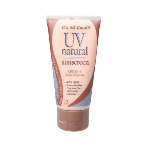 UV Natural Sunscreen SPF30+ (150g)