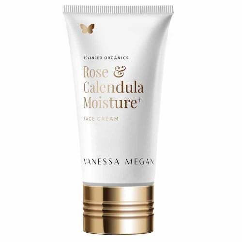 Vanessa Megan Rose & Calendula Moisture+ Face Cream (50ml)