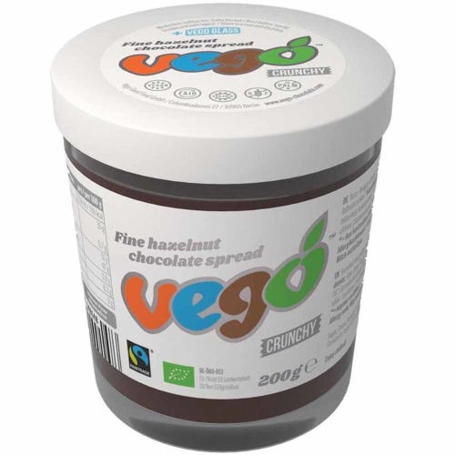 Vego Hazelnut Chocolate Spread (200g)
