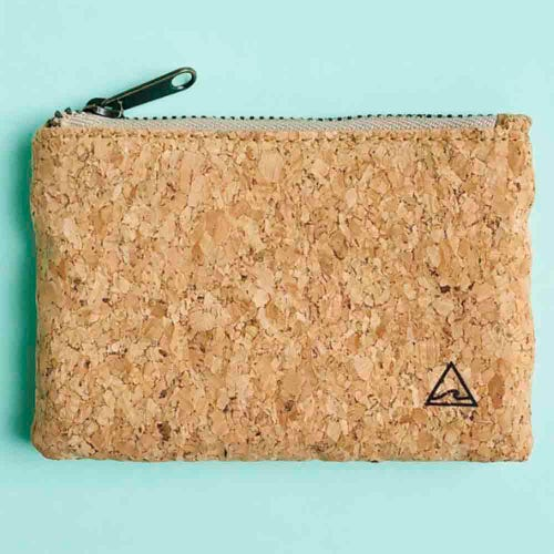 By The Sea Collection Cork Classic Coin Purse