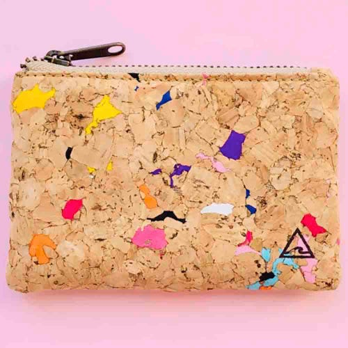 Cork Vivid Coin Purse