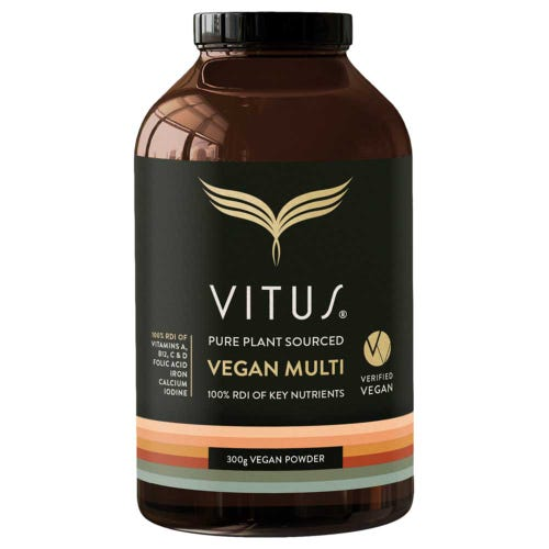 Vitus Vegan Vegan Multi Powder (300g)