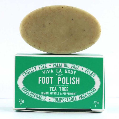 Viva La Body Petite Solid Foot Polish (22g)