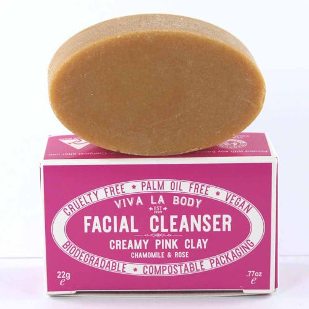 Viva La Body Petite Facial Cleanser - Dry & Sensitive Skin (22g)