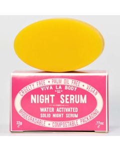 Viva La Body Water Activated Night Serum (22g) | Flora & Fauna Australia