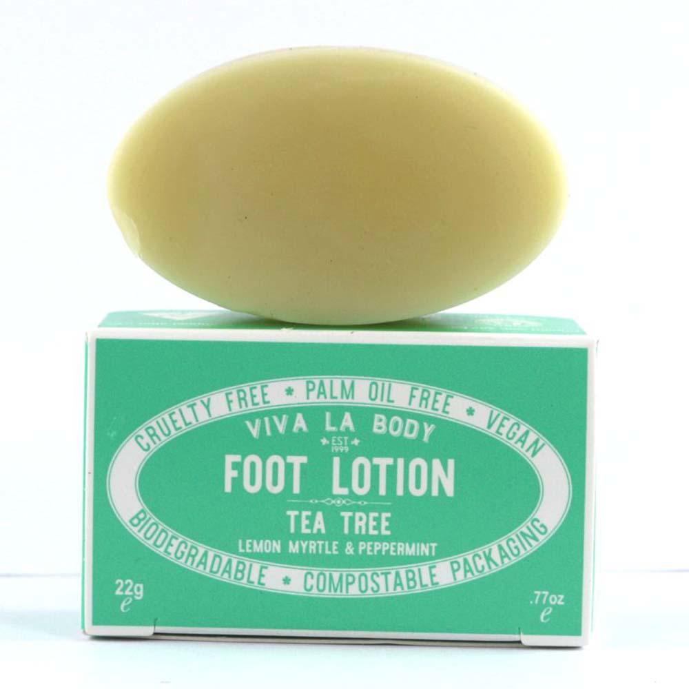 Viva La Body Petite Solid Foot Lotion (22g)