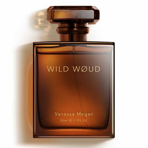 Vanessa Megan Natural Perfume Wild Woud (50ml)