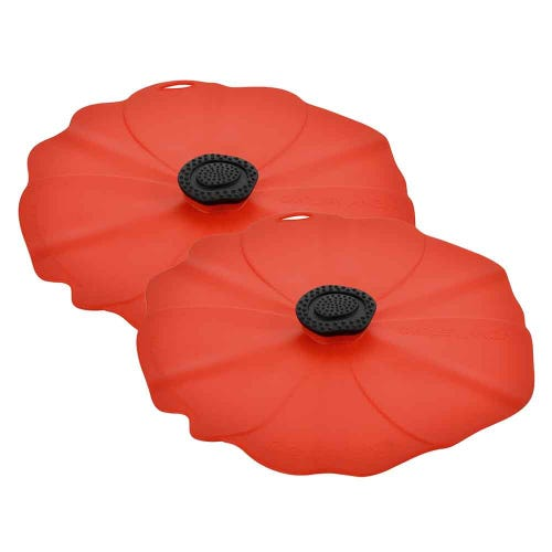 Charles Viancin Poppy Lid 2 Pack - Save 10%