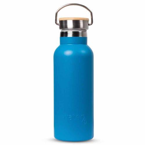 Water3 Insulated Water Bottle 500ml - Dark Blue