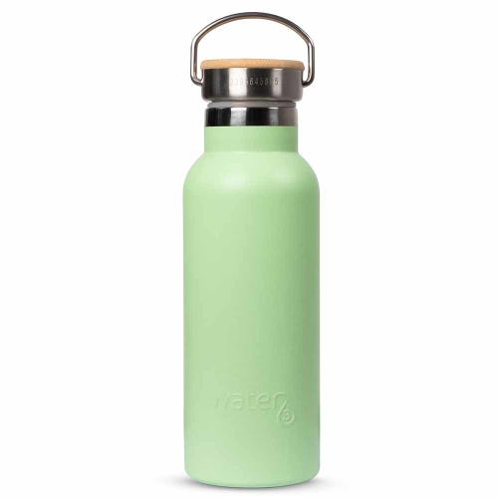 Water3 Insulated Water Bottle 500ml - Light Green