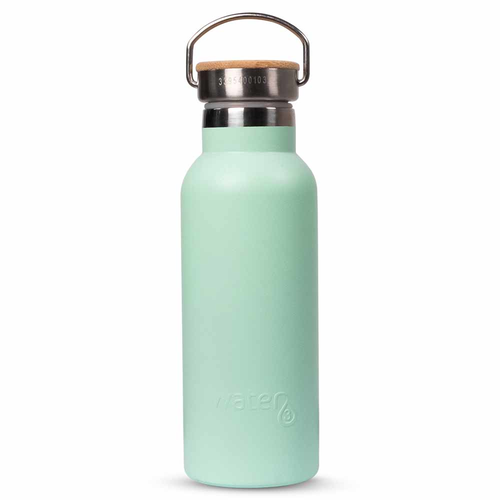 Water3 Insulated Water Bottle 500ml - Mint