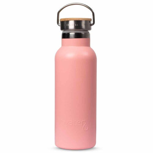 Water3 Insulated Water Bottle 500ml - Pink