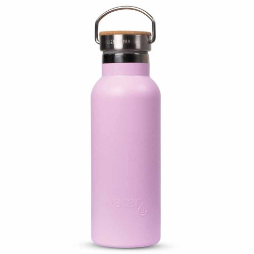 Water3 Insulated Water Bottle 500ml - Purple